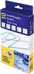 Loeff's bundelbeugel lengte: 180 mm, doos van 10 stuks