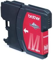 Brother inktcartridge magenta, 325 pagina's - OEM: LC-1100M