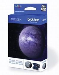 Brother inktcartridge zwart, 300 pagina's - OEM: LC-1220BK