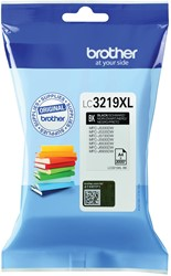 Brother inktcartridge zwart, 3000 pagina's - OEM: LC-3219BK