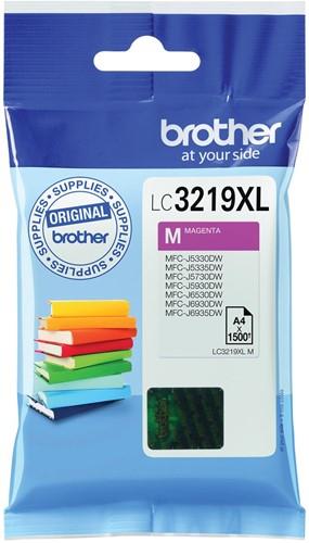 Brother inktcartirdge magenta, 1500 pagina