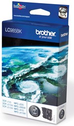 Brother inktcartridge zwart, 300 pagina's - OEM: LC-985BK