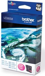 Brother inktcartridge magenta, 260 pagina's - OEM: LC-985M