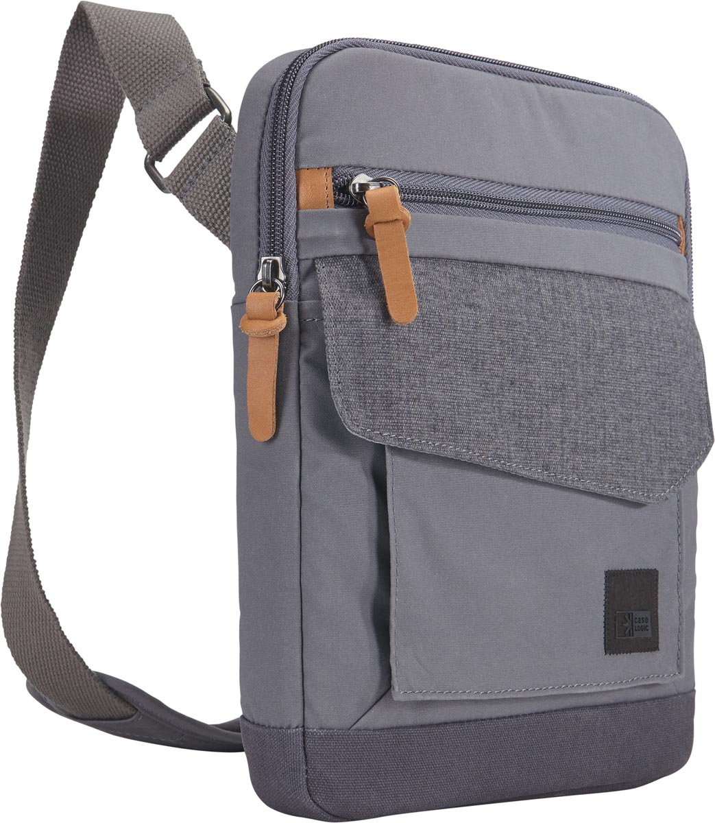 Case Logic laptoptas voor 10 inch laptops, grijs