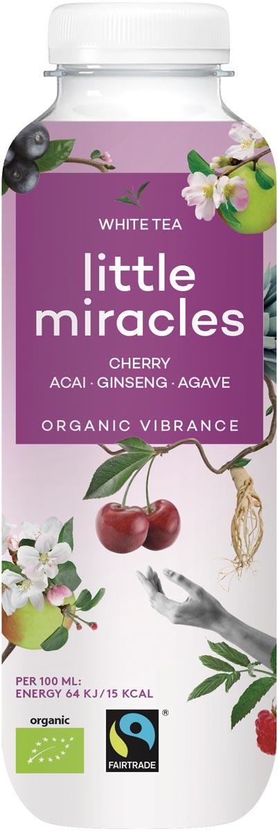 Little Miracles ijsthee, flesje van 330 ml, pak van 12 stuks
