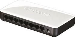 Sitecom netwerkswitch met 8 poorten