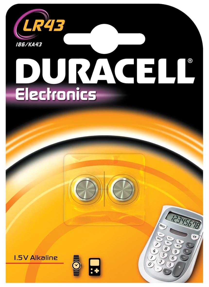 Duracell CB WCG AL 43 2 BCD SCA
