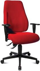 Topstar bureaustoel Lady Sitness, rood