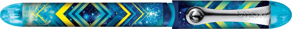 Maped vulpen Cosmic Teens, blauw, op blister