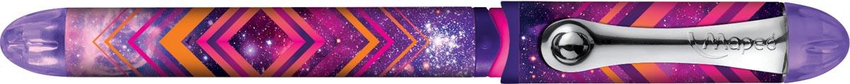 Maped vulpen Cosmic Teens, roze, op blister