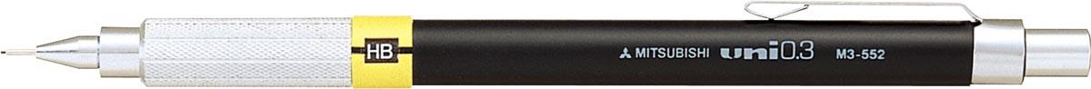 Uni-ball Vulpotlood Premium voor potloodstiften: 0,3 mm