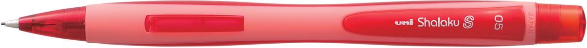 Uni-ball vulpotlood Shalaku S, rood