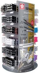 Sakura Gelly Roll en Pen Touch, modulair display van 504 stuks