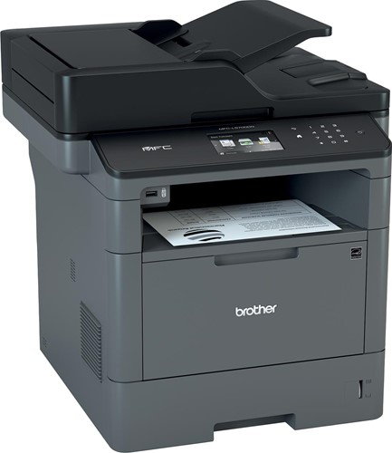 Brother All-in-one zwart-witlaserprinter MFC-L5700DN-2