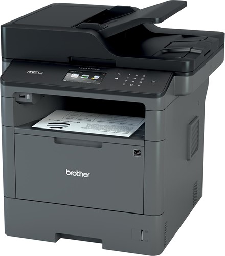 Brother All-in-one zwart-witlaserprinter MFC-L5700DN-3