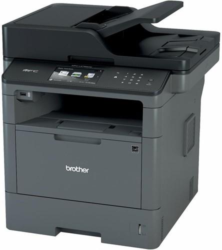 Brother All-in-One zwart-wit laserprinter MFC-L5750DW-2