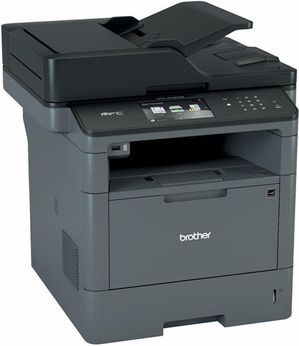 Brother All-in-One zwart-wit laserprinter MFC-L5750DW-3