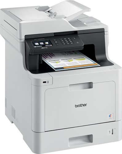 Brother All-in-one kleurenlaserprinter MFC-L8690CDW-2