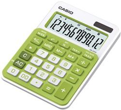 Casio bureaurekenmachine MS-20NC groen