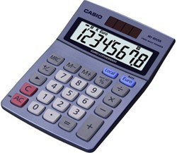 Casio bureaurekenmachine MS80VER2