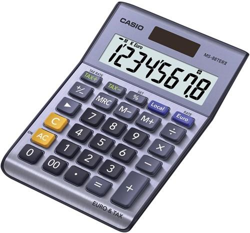 Casio Bureaurekenmachine MS-88TER II