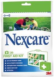 3M eerste hulp kit Nexcare First Aid Kit, op blister