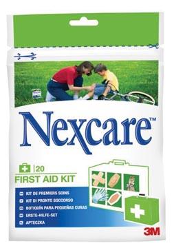 3m Nexcare First Aid Kit Zip B Stuk
