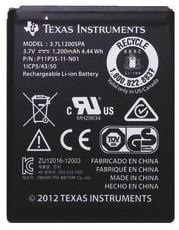 Texas herlaadbare batterij