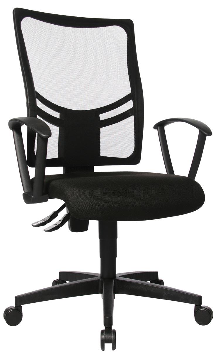 Topstar bureaustoel Net Point 10, zwart