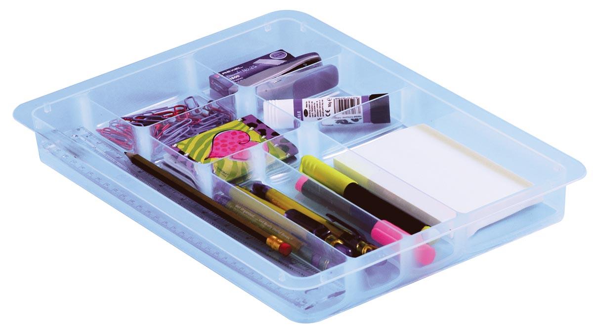 Really Useful Boxes accessoires voor opbergdozen office divider met 8 vakjes
