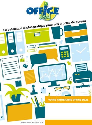 Office Deal Minicatalogus RP Buror