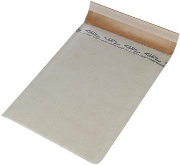 Jiffy verzendenveloppen met schuimvulling ft 241 x 338 mm, doos van 250 stuks
