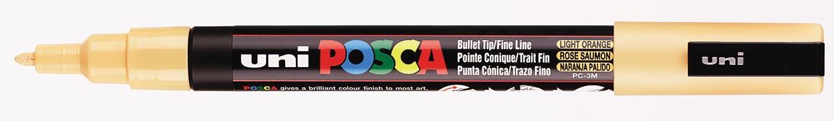 uni-ball Paint Marker op waterbasis Posca PC-3M zalmroze