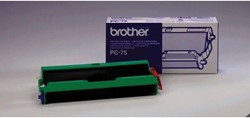 Brother Thermo-Transfer-Rol met Kassette  - 144 pagina's - PC75