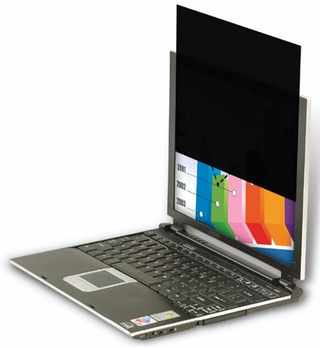 3M privacy filter voor laptop 14,1 inch