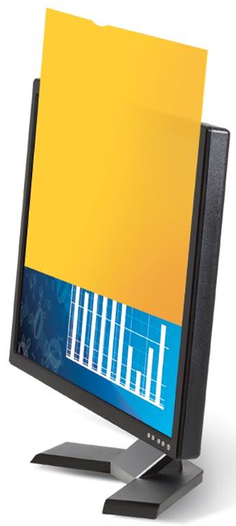 3M privacy filter voor beeldschermen van 19 inch, 5:4