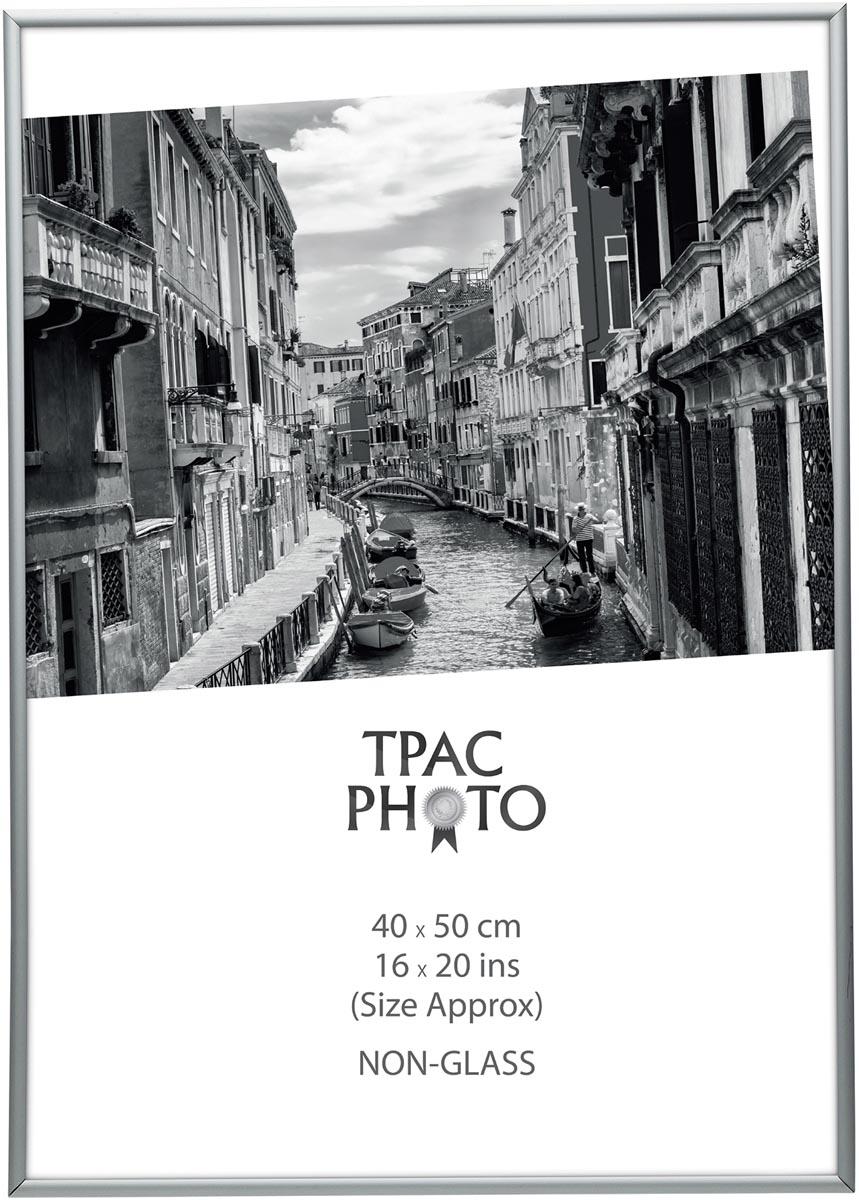 TPAC fotokader aluminium, zilver, 40 x 50 cm