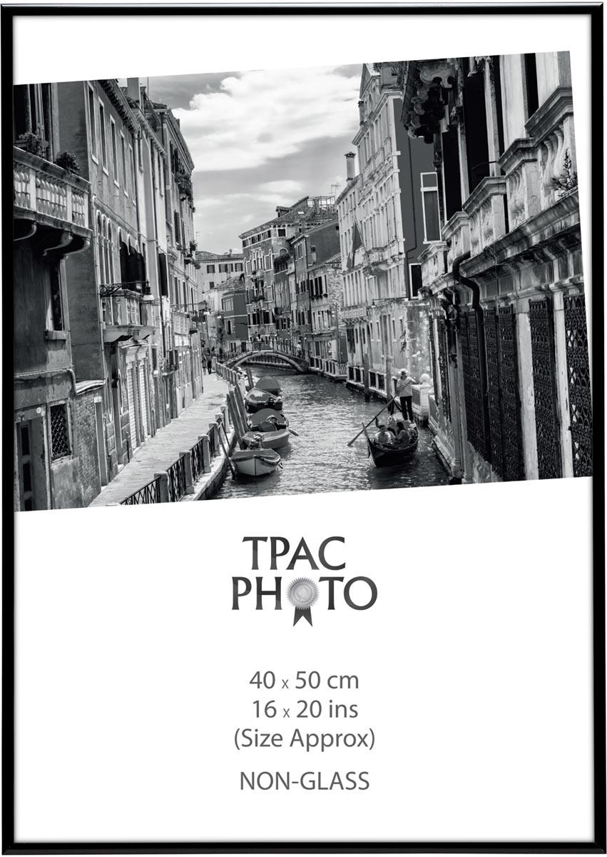 TPAC fotokader aluminium, zwart, 40 x 50 cm