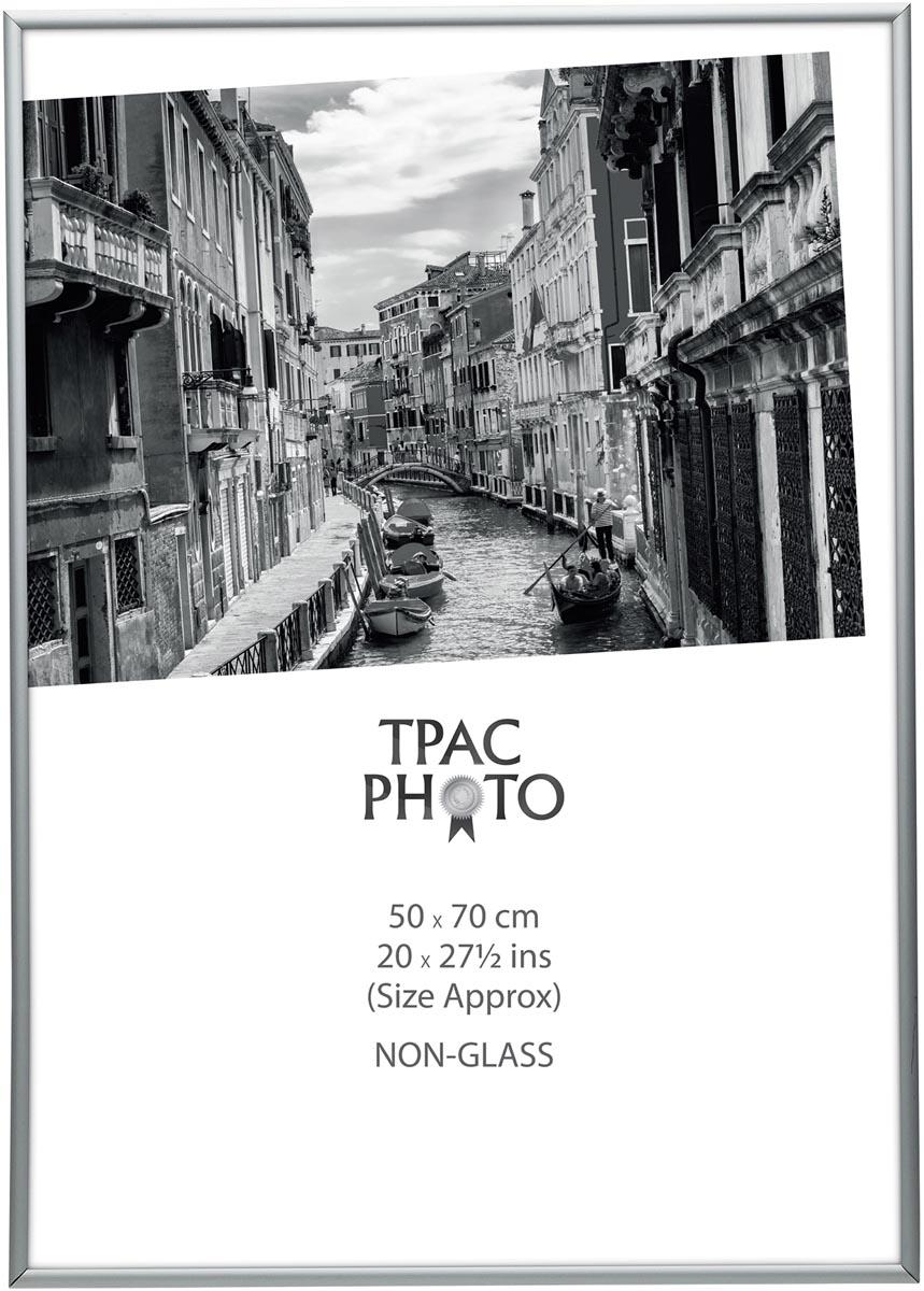 TPAC fotokader aluminium, zilver, 50 x 70 cm