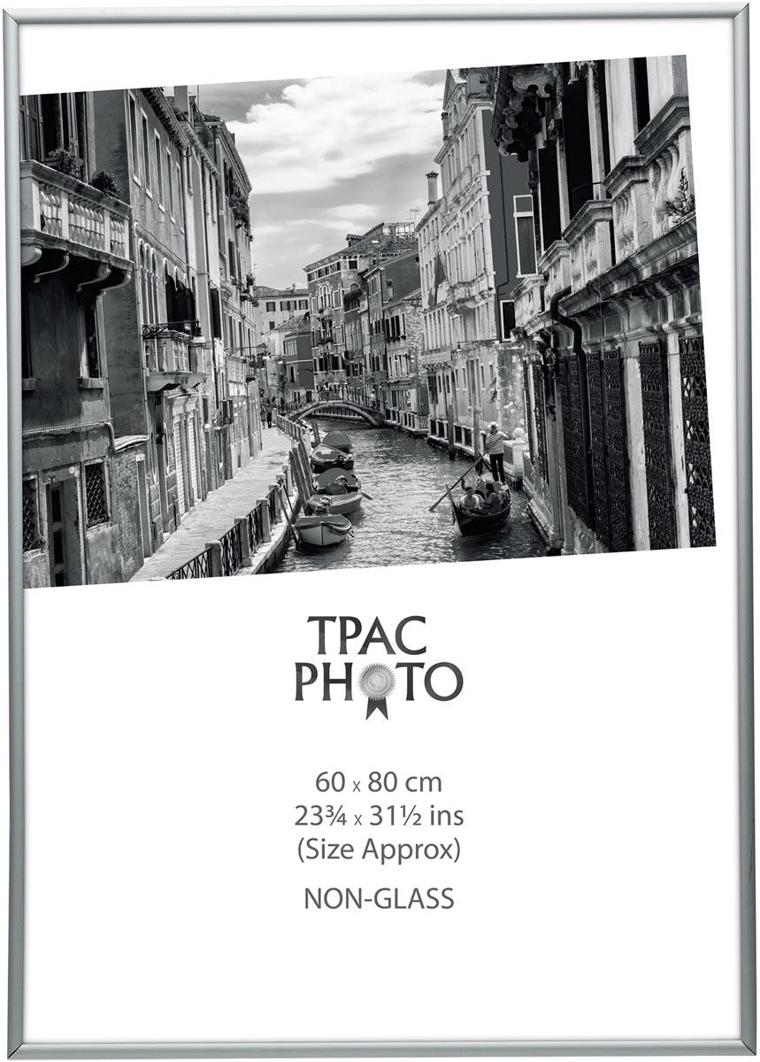 TPAC fotokader aluminium, zilver, 60 x 80 cm