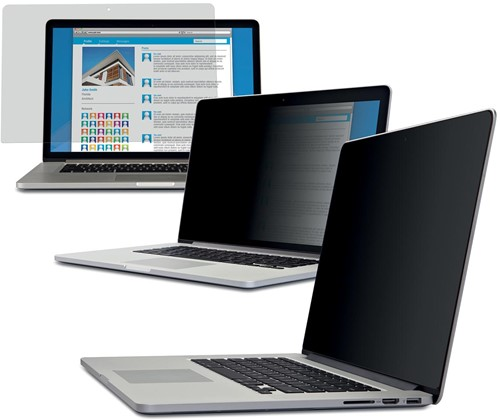 3M privacy filter voor Apple MacBook Pro met retinadisplay, 13 inch