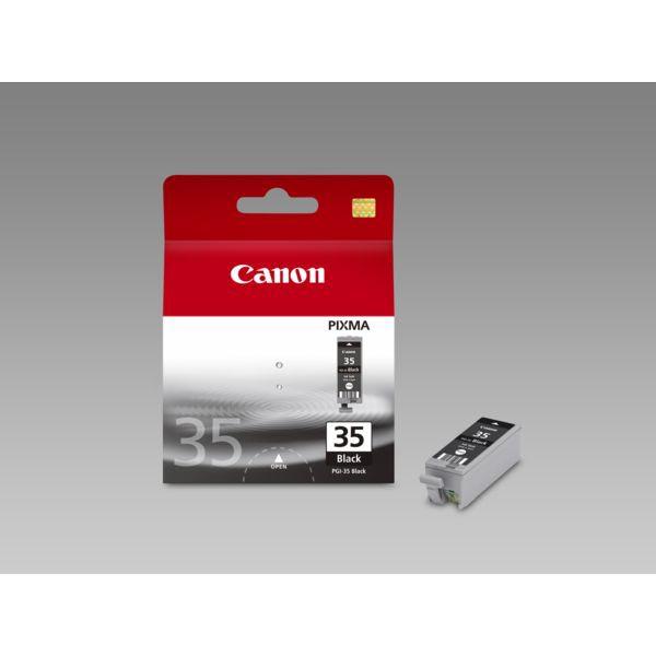 Canon inktcartridge PGI-35BK, 191 pagina's, OEM 1509B001, zwart