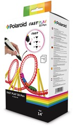 Polaroid 3D pen Fast Play, in ophangdoos