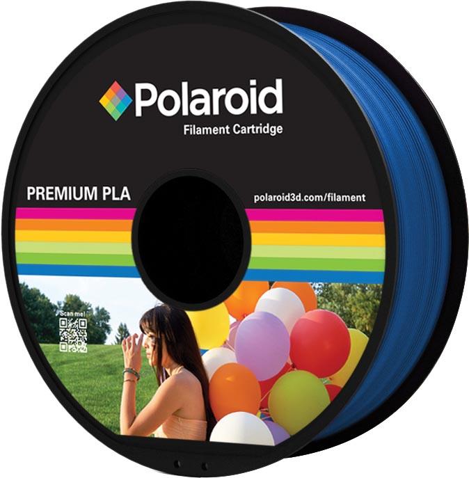 Polaroid 3D Universal Premium PLA filament, 1 kg, blauw