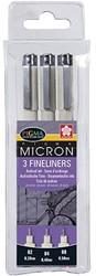 Sakura Fineliner Pigma micron 0,3 zwart