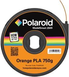 Polaroid 3D cartridge PLA 750G voor Polaroid 250S, oranje