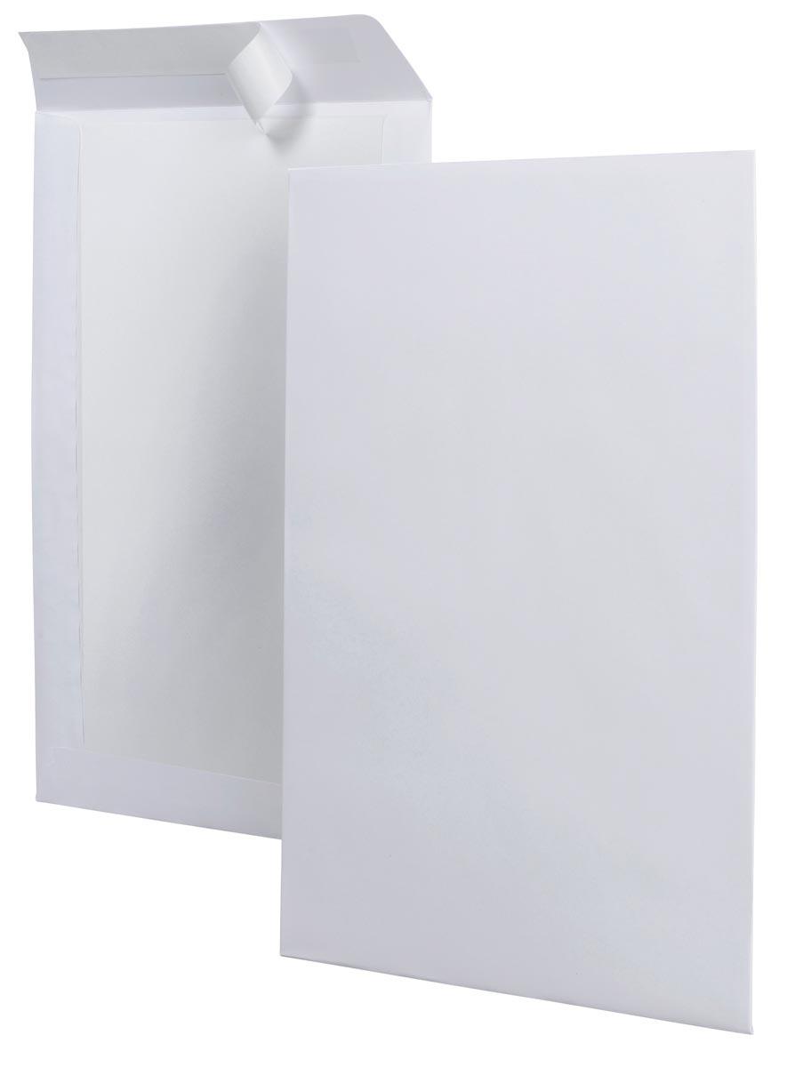 Bordrugenveloppen ft 310 x 440 mm, doos van 100 stuks