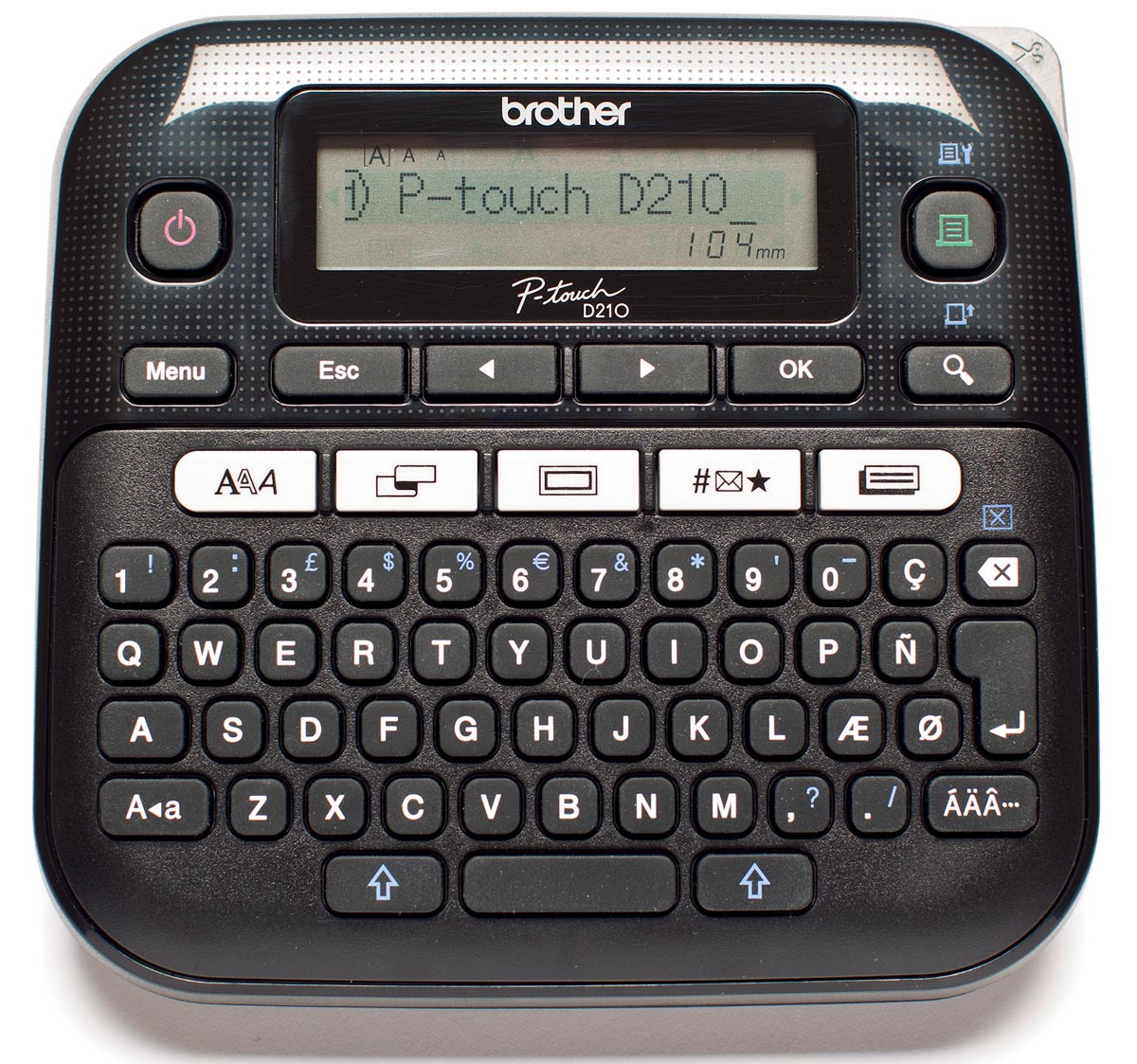 Brother P-Touch beletteringsysteem PT-D210VP