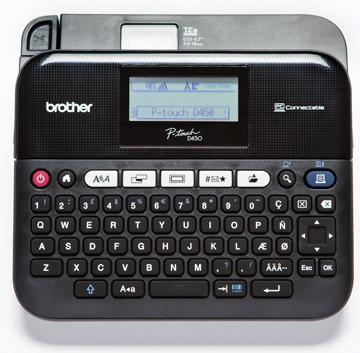 Brother Compacte labelprinter voor pc PT-D450VP