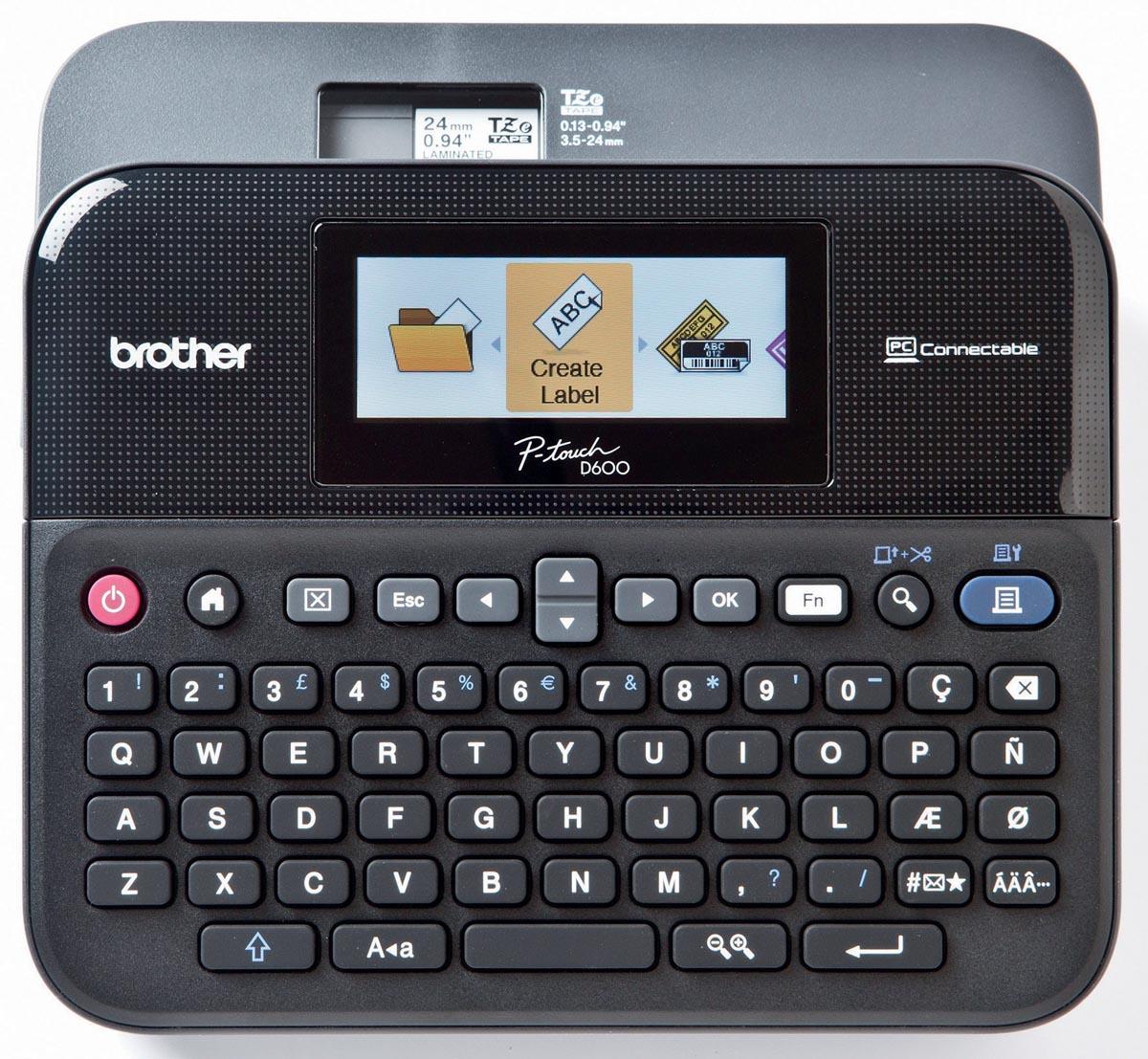 Brother beletteringsysteem PT-D600VP